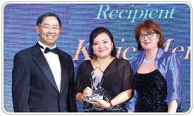 Seatrade Maritime Awards Asia 2018 - Seatrade Young Person of the Year Award Winner 2018