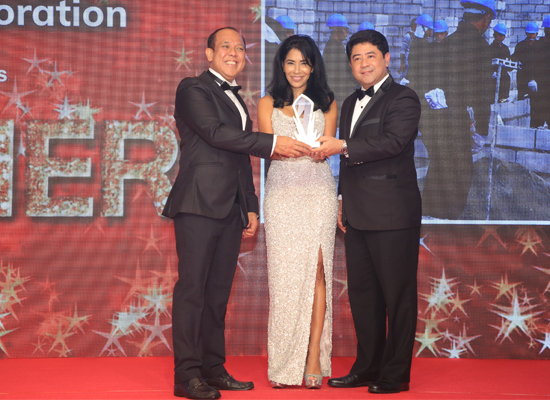 Education and Training Award Winner at Seatrade Maritime Awards Asia 2019