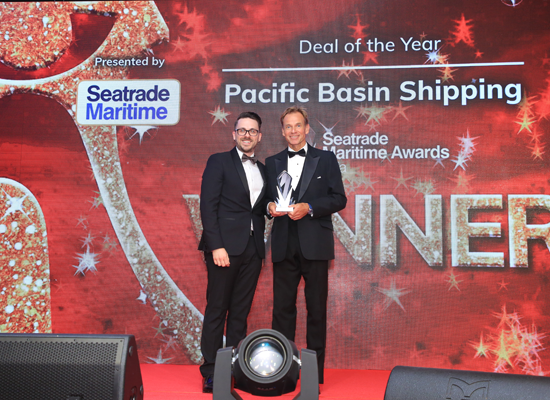 Deal of the Year WINNER: Pacific Basin Shipping