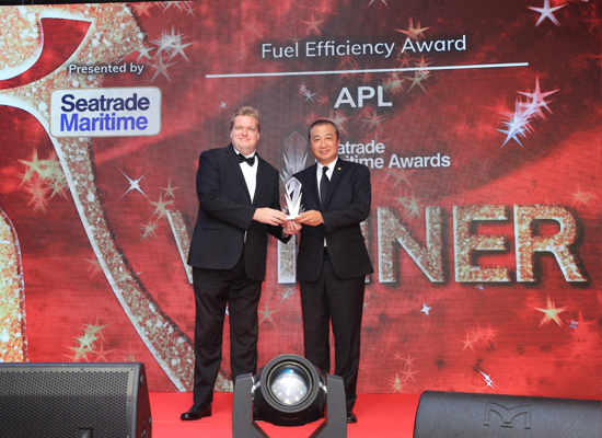 Fuel Efficiency Award WINNER: APL