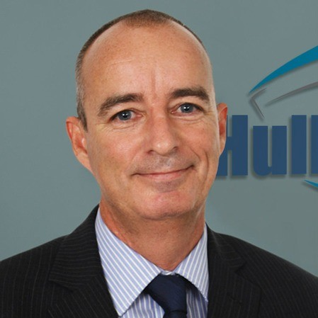 Simon Doran, MD, HullWiper Ltd