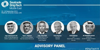 Seatrade ShipTech Middle East 2019 Advisory Panel