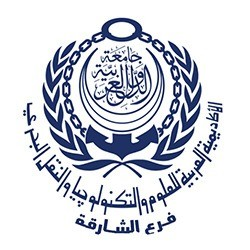 Arab Academy for Science, Technology and Maritime Transport Sharjah  logo