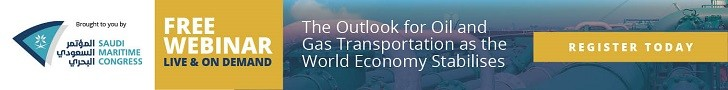 Free webinar: The Outlook for Oil and Gas Transportation as the World Economy Stabilises