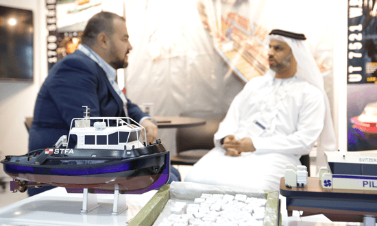 Seatrade Offshore Marine and Workboats Middle East connects the Offshore Marine industry